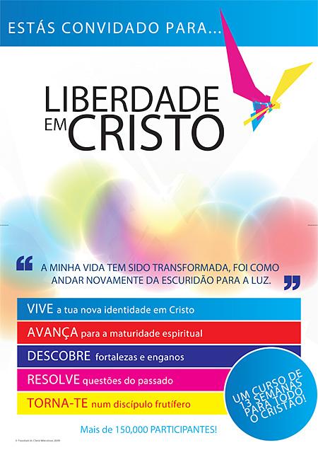 Ministério Liberdade em Cristo Portugal