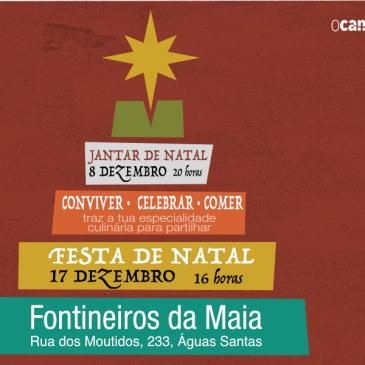 Festa natal Caminho 2018